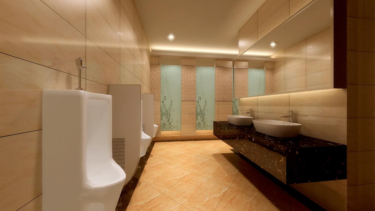 ktv廁所裝修效果圖